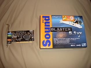 Sound Blaster 5.1VX
