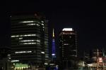 東京タワーのライティングも。