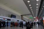 北ターミナル。意外に小さいんだね。