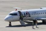 CRJの整備中