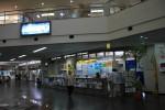 宮古空港。懐かしいような。