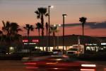 フロリダの夕焼けはいつだって綺麗。