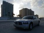 その後デイトナビーチまで行って砂浜を車で走ってみる。
