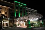 いきなりオーランドのホテル。ホリデイインタイタスビル。