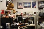 NASAのメディア担当のオフィス。ここにくると色々なライブラリを使わせてくれます。