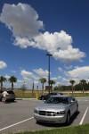 フロリダの空は青すぎるぜ