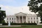 ホワイトハウス。うちよりでかい。当たり前だが。