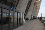ダレス空港。