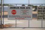 ここがクロウラーの駐車場?