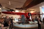 アメリア・イヤハートのこの飛行機の艶めかしさはすてき