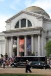 ここが自然史博物館。ナイトミュージアム2で見たことあるぜw