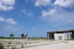 んで、ここが14番発射台跡地。風の音しかしない。