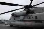 強襲揚陸艦なのでヘリもわんさか。
