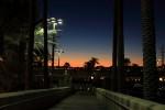 帰る日の朝焼け。ラスベガスは空気が澄んでいるのでめっちゃ景色はすばらしいです。観光にも行くべき。