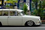 VW Type3ってめずらしい。しかもここまでのスラムドは特に。