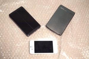 iPhoneは4Sですよ。