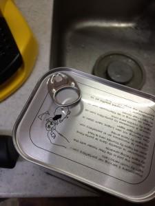 illyは缶詰状態で密封されてる。