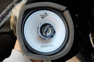 聞き慣れているKENWOODのRS-170。