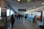 オークランド空港。普通…かな。